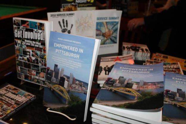 Leadership book in Pittsburgh photo