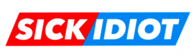 Sick Idiot Logo
