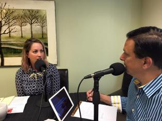 Recording the No B.S. Podcast with Dave Mastovich of MASSolutions